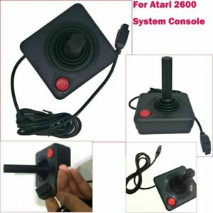 Controlador-Gamepad-Joystick-Clasicos-Retro-Para-ATARI-2600-sistema-Consola