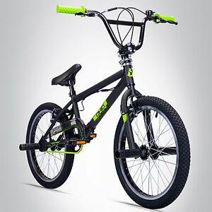 20-Zoll-BMX-Bergsteiger-Ohio-360-Rotor-System-Freestyle-Bike-inkl-Pegs