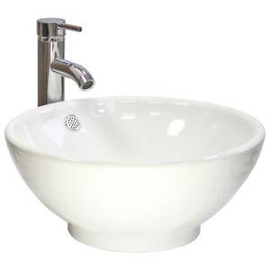 Rundes Waschbecken.Details Zu Rundes Waschbecken Badarmatur Badmöbel Waschtische Gäste Wc Handwaschbecken Weiß