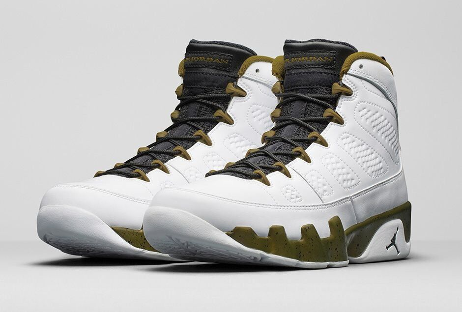newest 81fcc dc623 Nike Air Jordan 9 9 9 Retro