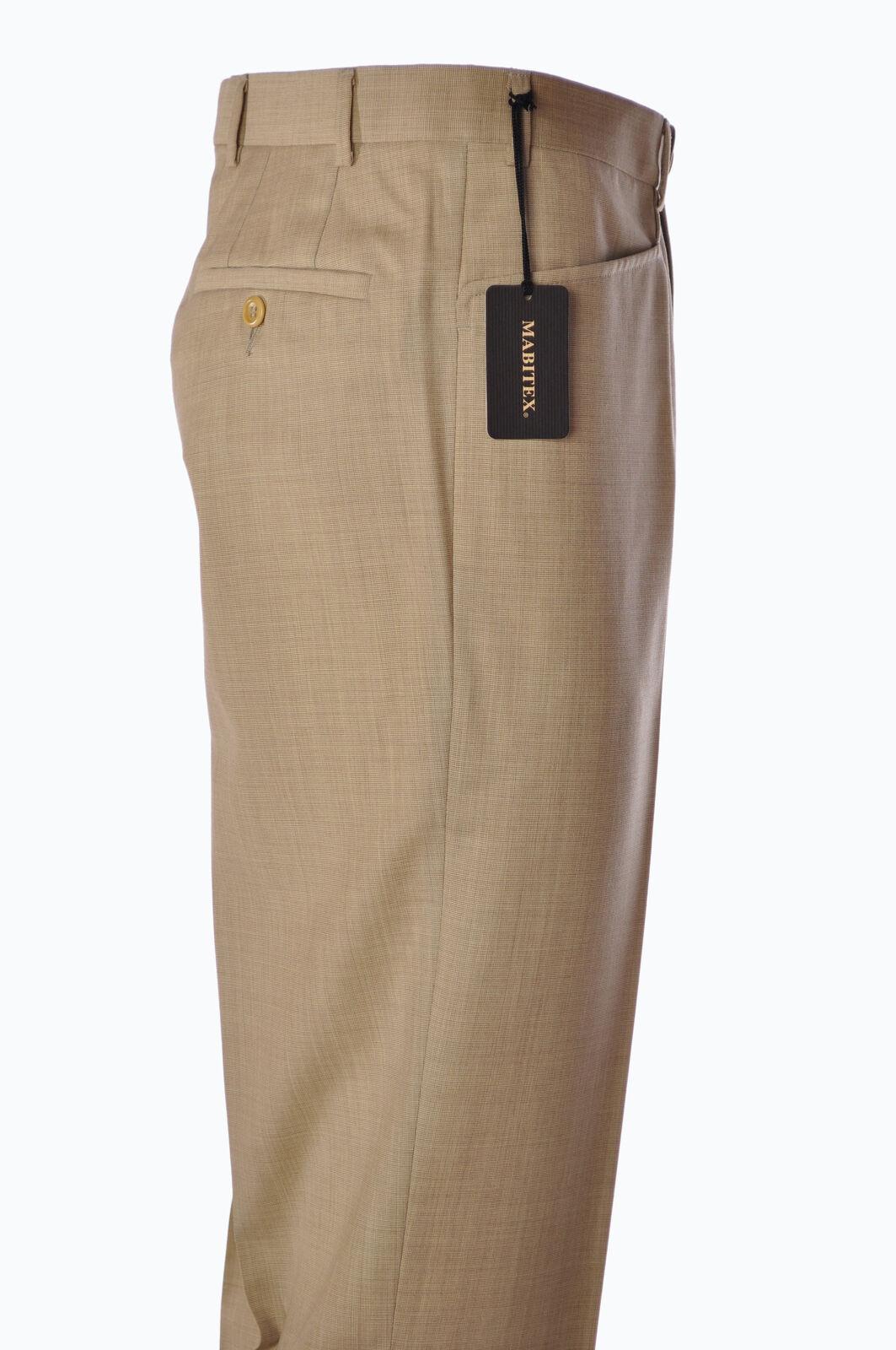 Mabitex  -  Pants - Male - Beige - 2920102A183548
