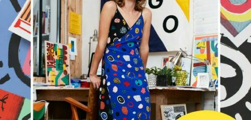 Gorman dress size 10- Gorman x Atelier Bingo