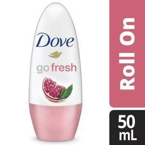 Dove Antiperspirant Pomegranate & Lemon Roll On For Women's 50 ml