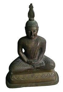 Buddha-Bronze-Antique