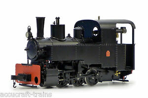 Accucraft-AL87-212-Decauville-0-6-0T-Live-Steam-45-mm-Gauge-Scale-1-19