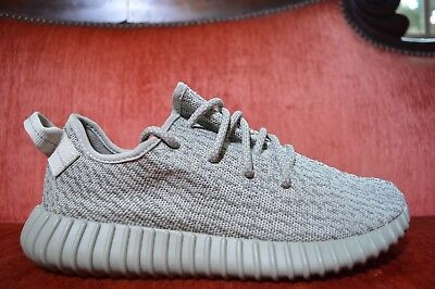 Dolor Surgir Domar  WORN TWICE Adidas Yeezy Boost 350 V1 Moonrock Oxford Green Size 8 AQ2660 |  eBay