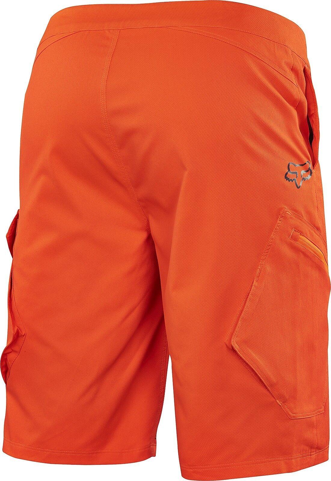 Fox Racing'15 Ranger Cargo 12  corto Flo Naranja Naranja Naranja 120702