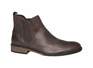 Image is loading CLEARANCE-Julius-Marlow-Abort-Mens-Leather-Slip-on-