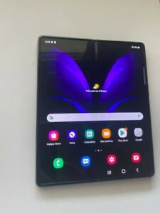 Samsung Galaxy Z Fold2 5G SM-F916B - 256GB - Mystic Black (Desbloqueado)