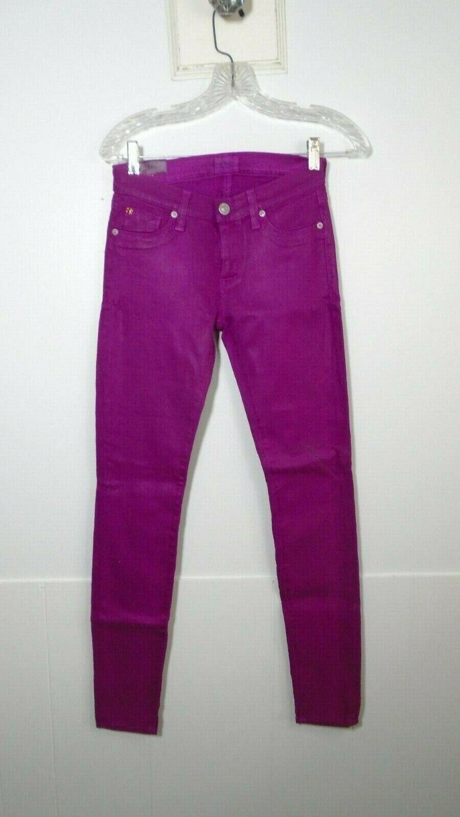Hudson Woman 's Jeans Krista Super Skinny  NWT  Size 26
