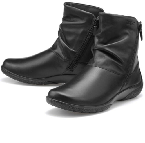 BNWOB Hotter Whisper Leather Boots EEE Fit Closing Down Sale!