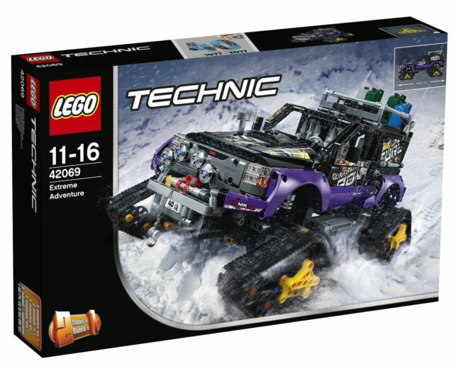 LEGO Technic Extreme Adventure 2017 (42069)