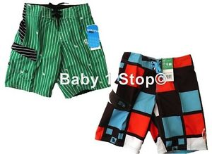 Boys-Board-Shorts-Swim-Shorts-Gotcha-Beach-Surf-Ages-8-10-12-14-16-Years