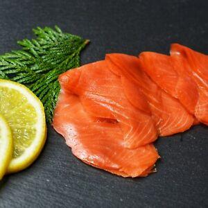 Smoked-Salmon-Sockeye-Lox-Wild-Caught-Canadian-Smoke-Sliced-Nova-Seafood-2-Lb