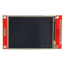 "240x320 2.8"" SPI TFT LCD Touch Panel Serial Port Module +PCB ILI9341 5V/3.3V Hot"