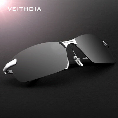 2016 New Polarized Sunglasses Mens Outdoor Driving Fishing UV400 Glasses Shades
