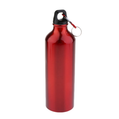 700ml Trinkflasche Leicht Wasserflasche Sportflasche Bottle aus Aluminium 1#