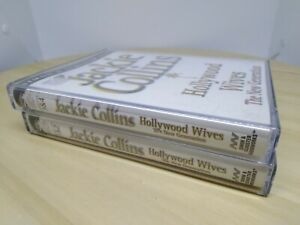 Hollywood-Wives-Jackie-Collins-THE-NEW-GENERATION-Audio-book-Cassette-tapes