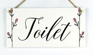 Toilette Suspendu Salle De Bain Porte Signe Plaque Pour Wc Salle