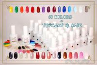 15 ml SYSTER Nail Art Soak Off Glitter Color UV Gel Polish UV Lamp 2nd Series