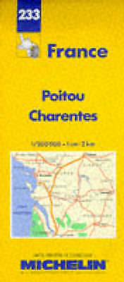 Poitou-Charentes (Michelin Maps), Pneu Michelin, Michelin Travel Publications, V