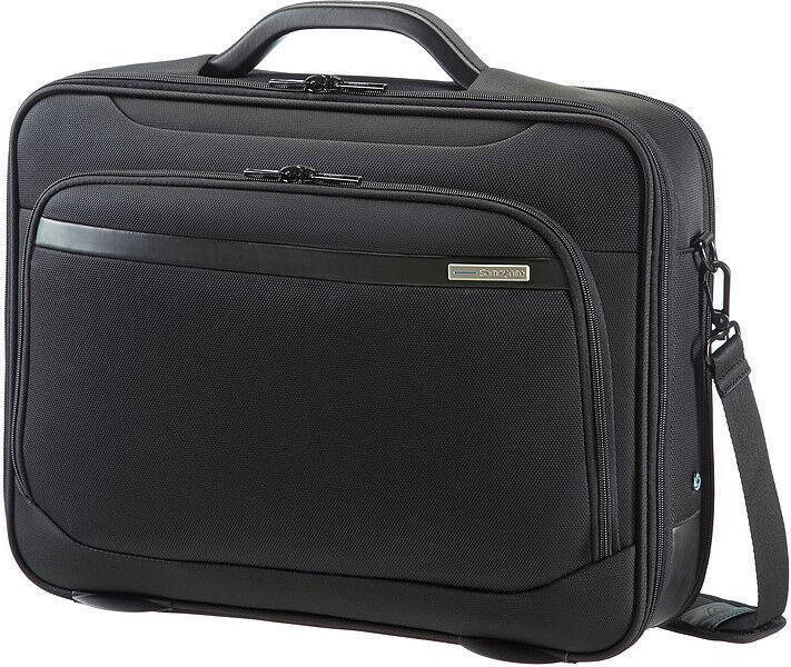 SAMSONITE VECTURA Office Case Plus Notebook Laptop Tasche Schwarz 17,3'' | Zürich  | Rabatt  | Outlet Store