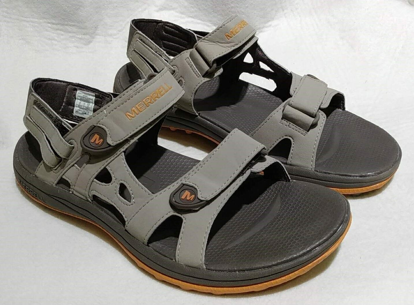BRAND NEW MERRELL CASUAL HIKING TRAIL SPORT SANDAL MENS SHOES SIZE 10   11   12