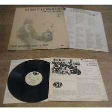 HENRI GOUGAUD / SONORHC-Lo Pastre De Paraulas Rare LP Occitan Acid Folk W/Insert