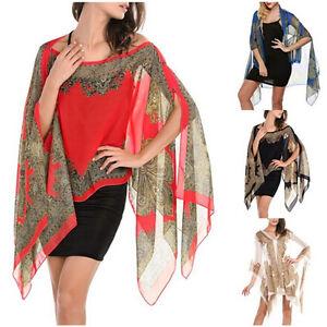 Women-Chiffon-Sunscreen-Summer-Long-Soft-Scarf-Scarves-Shawl-Wrap-Stole-Scarves