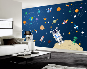3D Universum Wissenschaft 864 Tapete Wandgemälde Tapete Tapeten Bild Familie DE