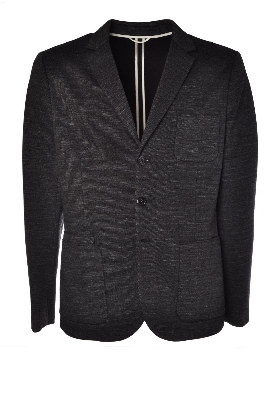 Paolo Pecora - Outerwear-jackes - Man - grau - 473015C180721
