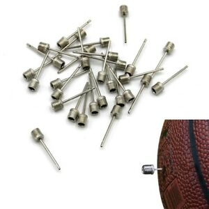 20PCs-Pump-Pin-Basketball-Soccer-Volleyball-Gas-Needle-Inflatable-Metal-Needle