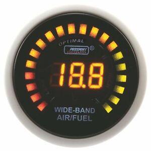 Prosport Universal 52mm Premium Evo Electrical Wideband A//F Air Fuel Ratio Gauge