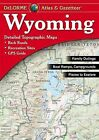 Wyoming Atlas & Gazetteer by Rand McNally, DeLorme, Delorme Publishing Company (Paperback / softback, 2011)