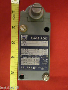 Square-D-9007-BO54N-Limit-Switch-B0-54N-LH-Series-A