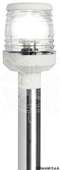 Osculati 360 Grad Standard-Ledschaft Leuchte weiß weiß Leuchte 100 cm ad720b