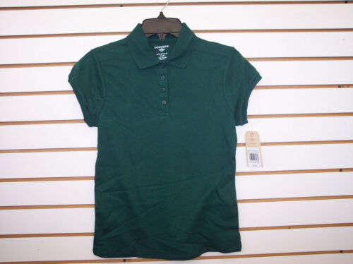 Girls Dockers Assorted Uniform Polo Shirts size 5-12.5//14.5