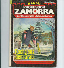 Bastei: Professor Zamorra Nr. 206 Rache aus dem Grab