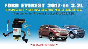 Pre-Filter-for-Provent-Bracket-Kits-20B-23B-suits-Ford-Everest-Ranger-Mazda-BT50