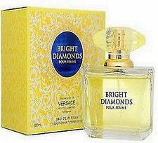 BRIGHT DIAMONDS Designer Impression 3.4 oz Eau de Parfum by DIAMOND COLLECTION