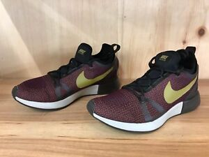 126b43c1491a  120 NEW Men s Nike Duel Racer Shoes Bordeaux Black Desert Moss SIZE ...