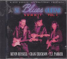 S.F. BLUES GUITAR SUMMIT - volume 1 CD