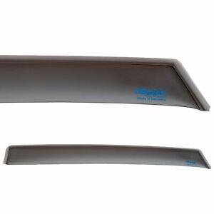 hinten Farbe: rauchgrau ClimAir Windabweiser -CLI0044110 -