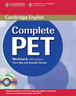 Complete PET Workbook with Answers with Audio CD by Peter May, Amanda Thomas (Mixed media product, 2010)