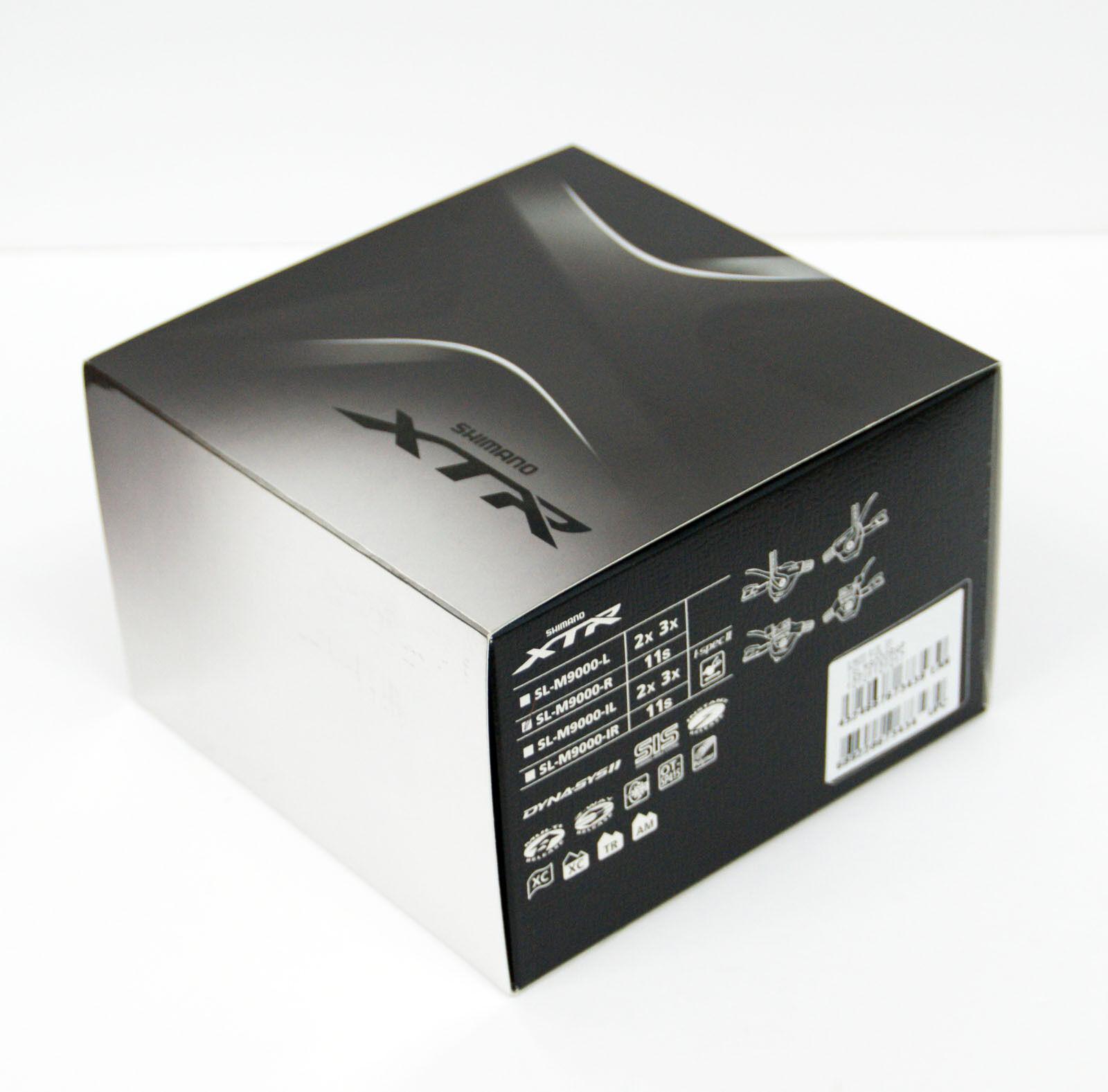 Shimano XTR Sl-M9000 Cambio Palancas (Derecho Solo) Islm9000rap