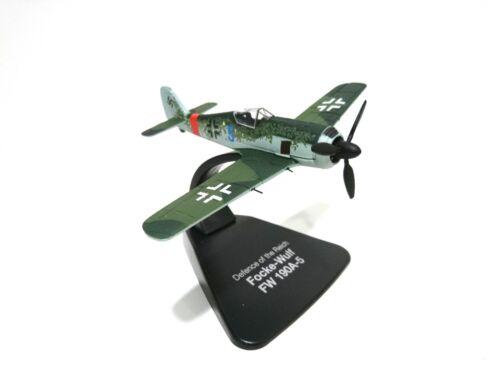 AVION MODEL PLANE AIRCRAFT 403 Focke-Wulf FW 190A-5-1//72 WW2 Atlas