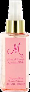 Luscious pink By Mariah Carey For Women Body Mist Perfume Spray 3.4oz New