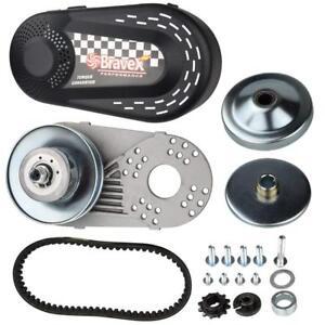 30 Series Go Kart 3//4 Torque Converter Clutch Kit Torque Converter Go Kart Clutch Set 3//4 10T