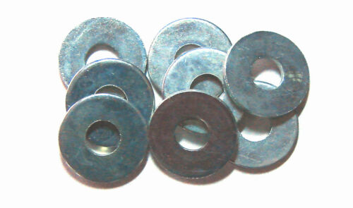 Metallscheiben für Teddy Gelenke Unterlegscheiben  M4 x 12 mm 50 Stück