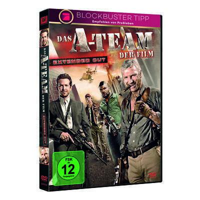 Das A-Team - Der Film - Extended Cut (2011) - Blu Ray - Wie NEU